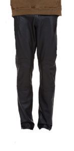 Business trend leather pant for men
